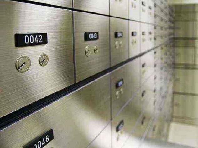 Практически 13 млн руб. украли избанковской ячейки вцентре столицы