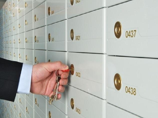 В российской столице избанковской ячейки пропали 22 млн руб.