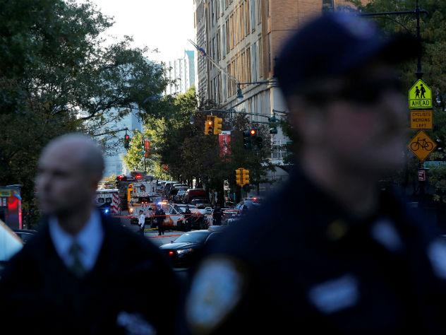 Теракт наМанхэттене был осуществлен отимени ИГ— милиция