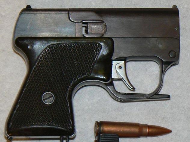 Пистолет МСП «Гроза». Фото: Виталий Кузьмин / Wikimedia.org