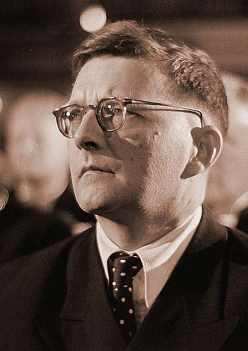 Дмитрий Шостакович. wikimedia