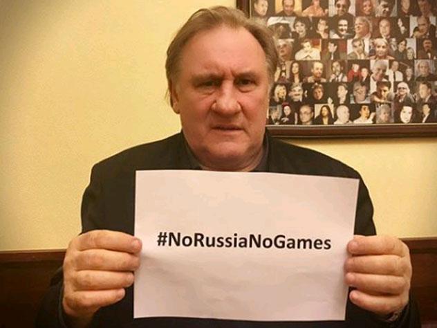 #NoRussiaNoGames. Звезды спорта ишоу-бизнеса поддерживают русских спорстменов