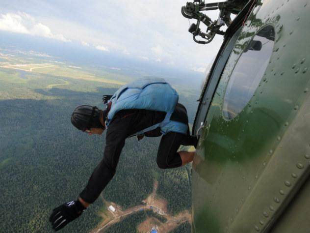 Высокоточный парашют разрабатывают в России