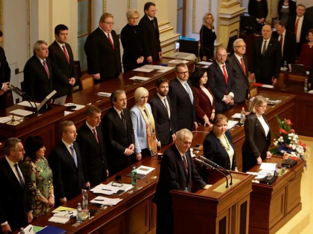 Драгош боится того, что РФ сумеет воздействовать навыборы вЧехии