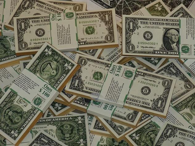 Русский портфель облигаций США увеличился на $700 млн