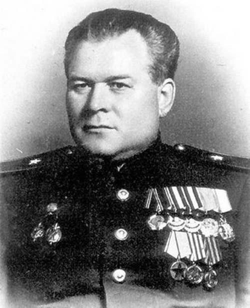 В.М.Блохин. Генерал НКВД, палач, на счету которого по разным оценкам от 10 до 50 тысяч смертей. Фото: wikimedia.org