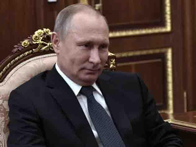 Путин прокомментировал отдых Порошенко наМальдивах
