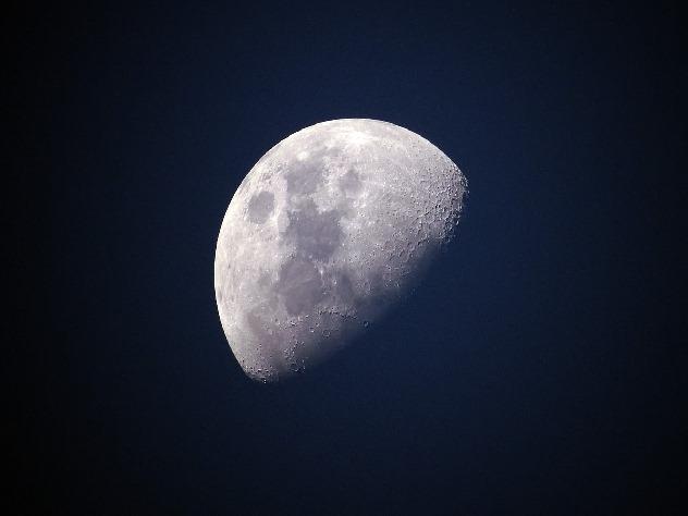 Вскоре человечество ожидает редкое космическое явление — голубая Луна