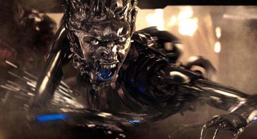 Кадр из фильма «Терминатор-3. Восстание машин»