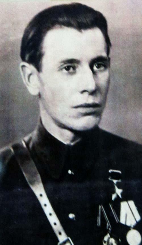 Петр Машеров, фото военных лет. Источник: wikipedia.org