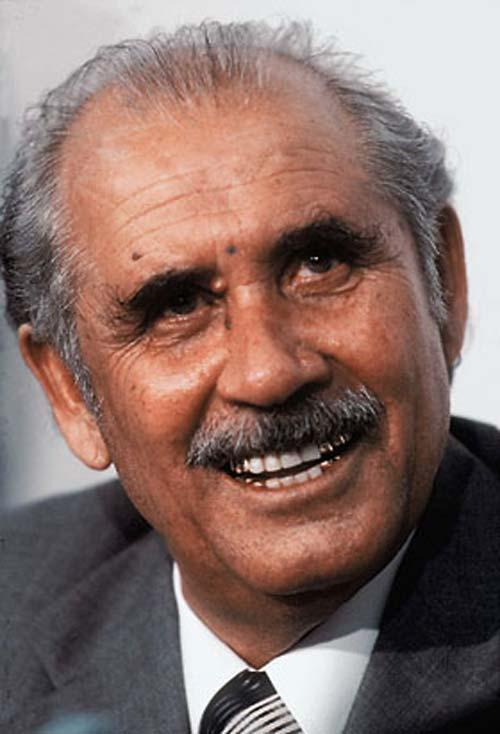 Нур Мохаммад Тараки. Источник: wikipedia.org