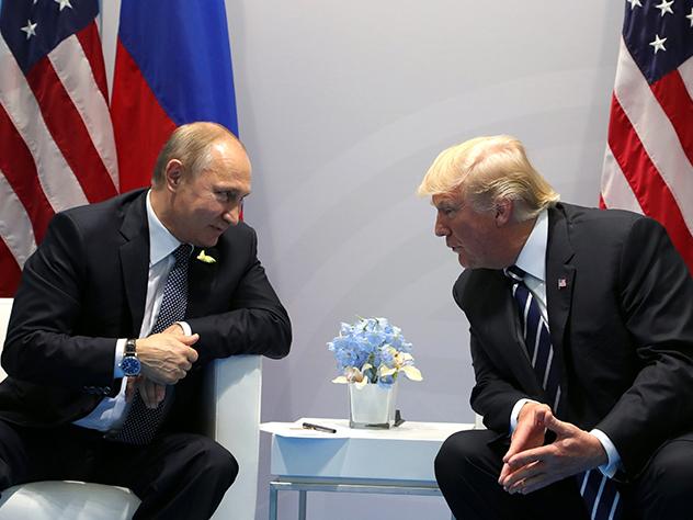 Белый дом и Кремль готовят встречу президентов России и Украины