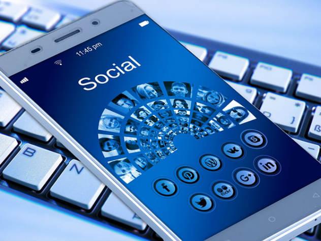 Длительное пребывание в социальных сетях может вызвать расстройства психики