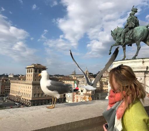 Витториано — монумент в честь первого короля объединённой Италии Виктора Эммануила II