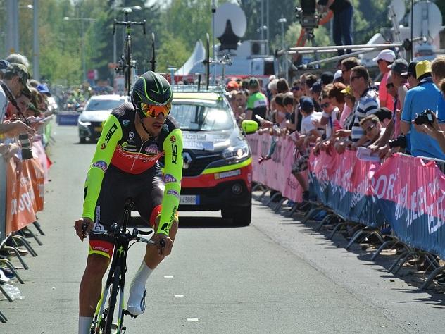 В Бельгии велосипедисты получили травмы на дороге