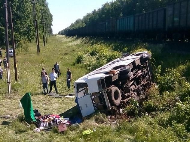 Семьи погибших в ДТП под Орлом получат компенсацию из бюджета