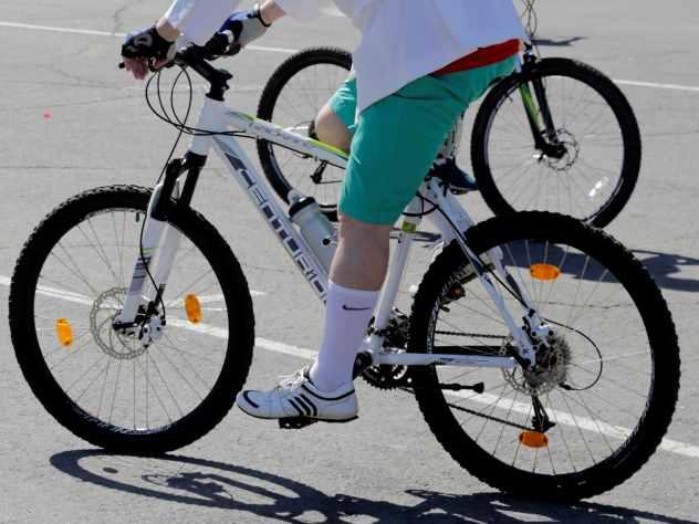 Один из жителей Уфы отправился в путешествие на велосипеде. Мужчина рассчитывает преодолеть порядка пятнадцати тысяч километров.