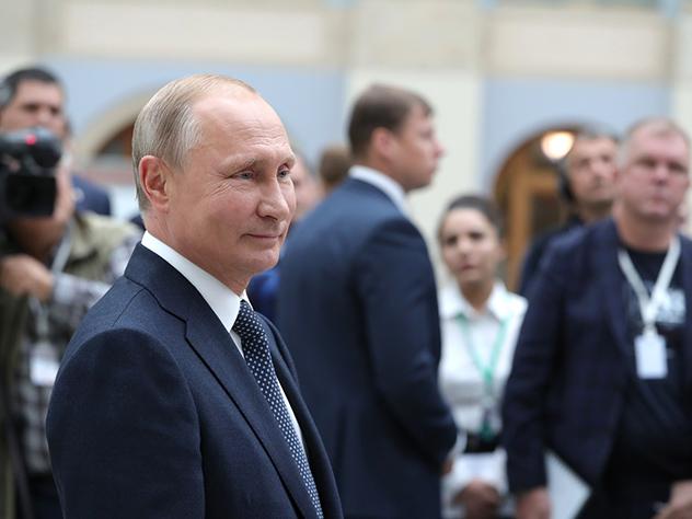 Президент России прокомментировал ситуацию с инсценировкой «убийства» Бабченко