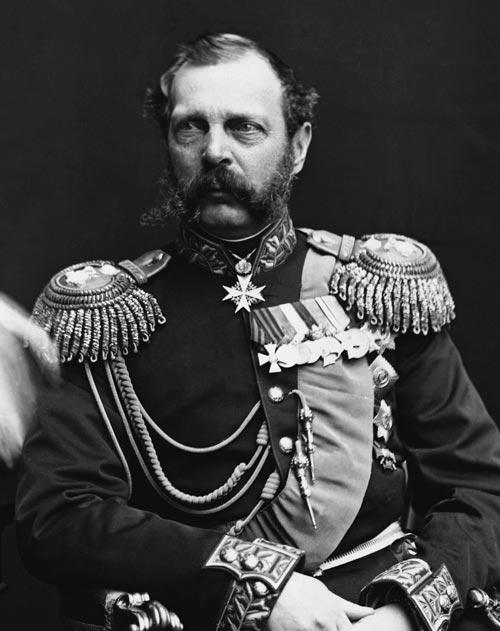 Царь Александр II. Источник: wikimedia.org