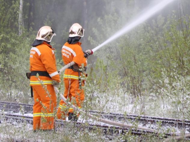 Специалисты устанавливают причины чрезвычайного происшествия