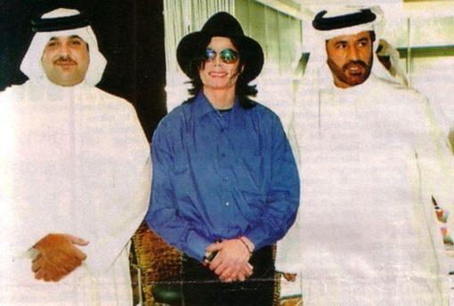 Майкл Джексон — мусульманин