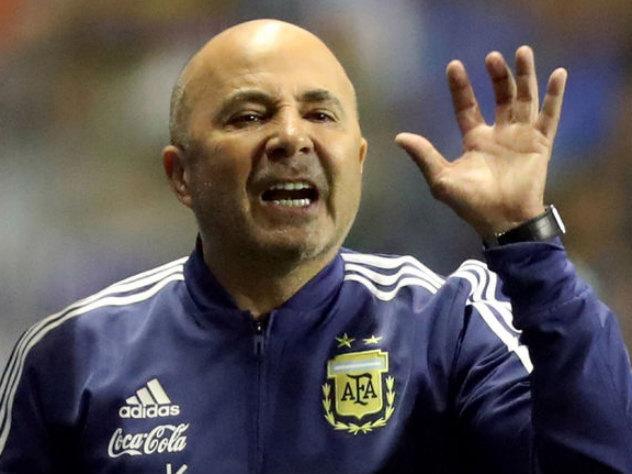 Главный тренер сборной Аргентины по футболу Хорхе Сампаоли обвинен в сексуальных домогательствах