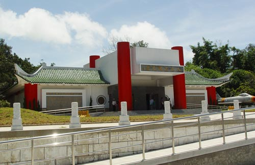 Музей, посвященный битве пушек 23 августа 1958 года, Кинмэн. Источник: wikimedia.org