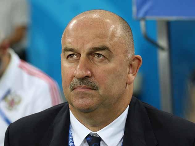 Черчесов два раза разговаривал с Путиным в день матча с Хорватией