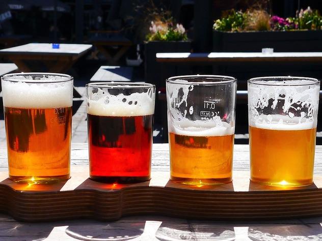 В «Роскачестве» не нашли различий между российским и чешским светлым пивом