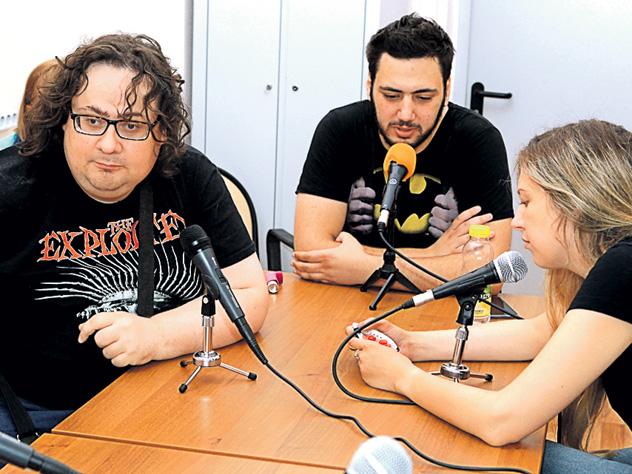 О чём вещает единственное в России радио душевнобольных людей