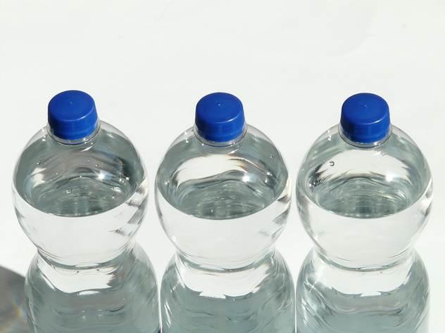 Евгений Ганеев привез с собой 400 литров воды.