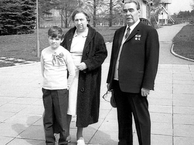 Внук Брежнева Андрей