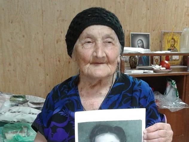 94-летняя беженка из Донбасса получила российский паспорт