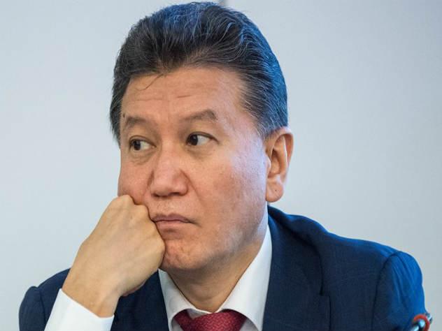Кирсана Илюмжинова выгнали из ФИДЕ