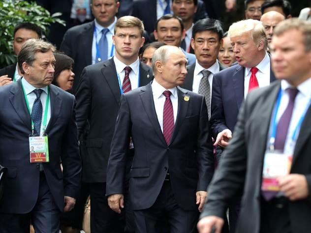 пиво к саммиту Трампа и Путина.