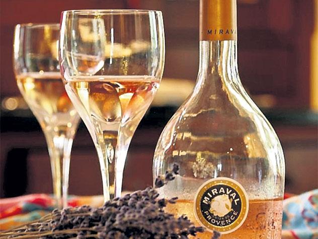 Поддельное французское вино