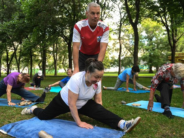 Жители России полюбили легкую атлетику