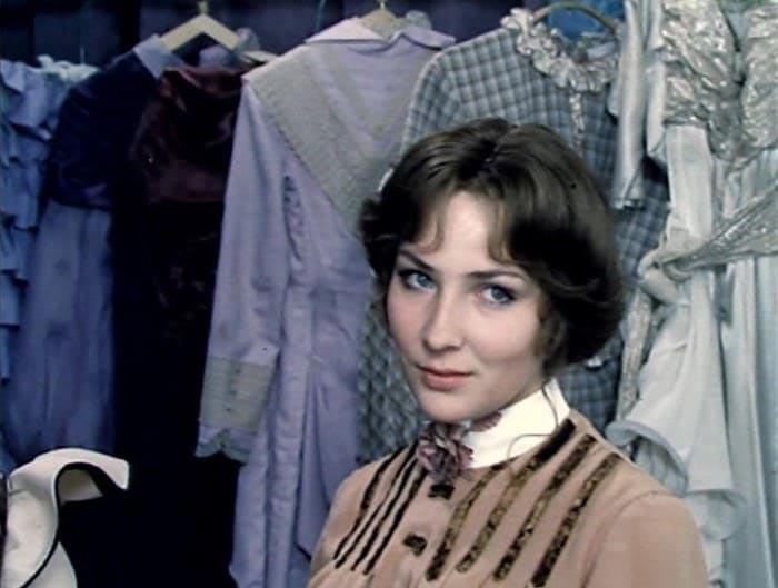 Кадр из фильма «Человек-невидимка», 1984 год