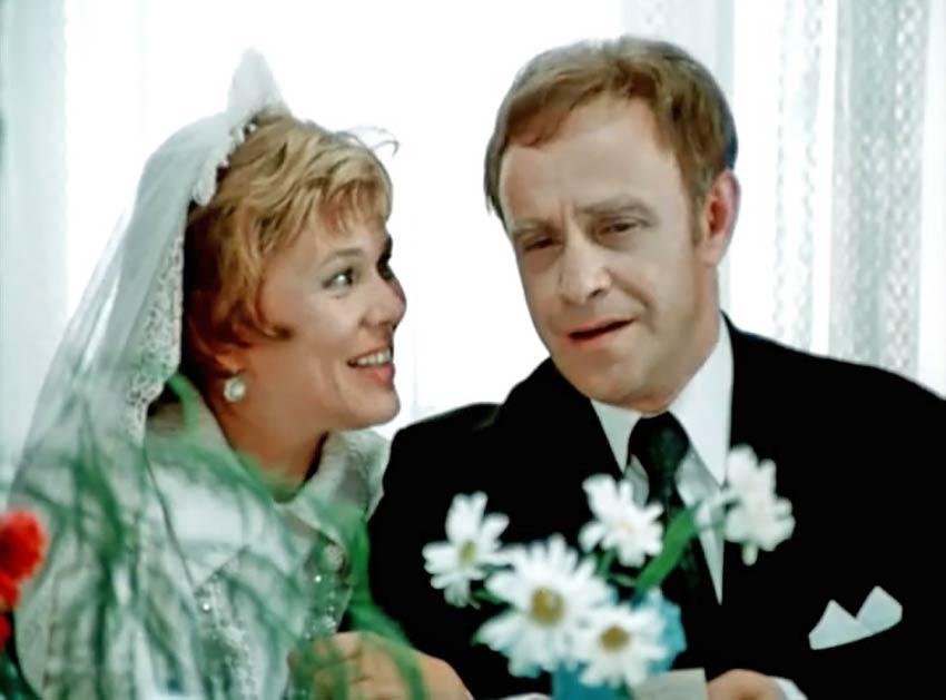 Кадр из фильма «Большая перемена», 1973 г.