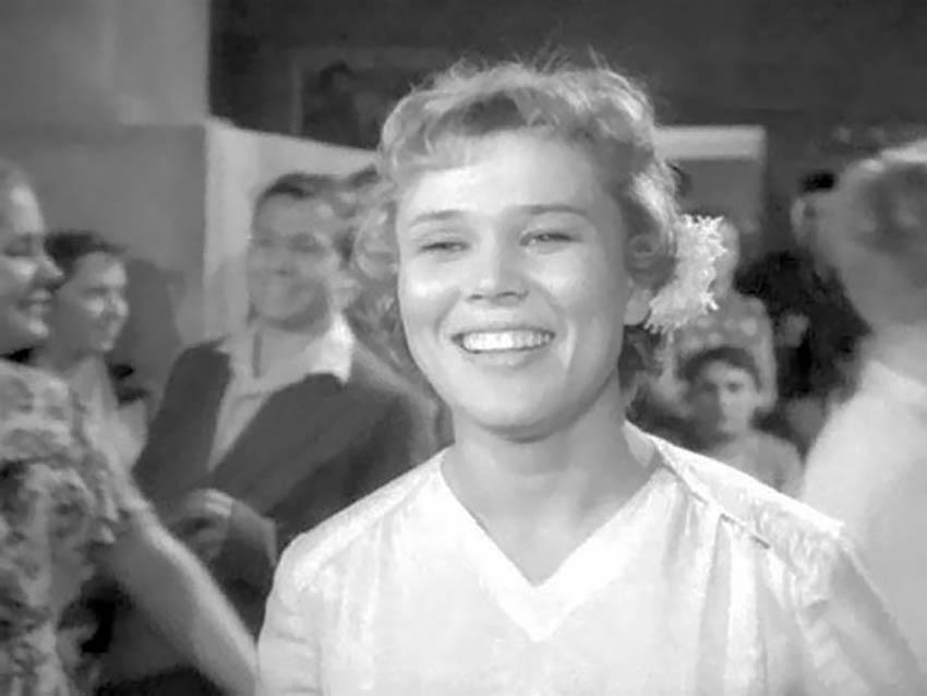 Кадр из фильма «Отчий дом», 1959 г.