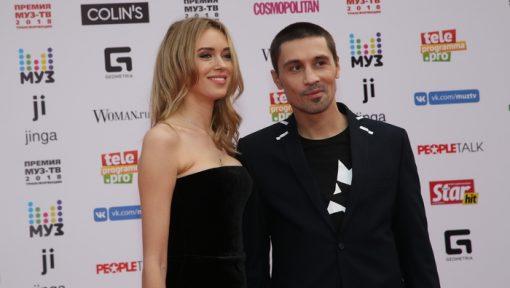 Дима Билан и Ксения Сухинова