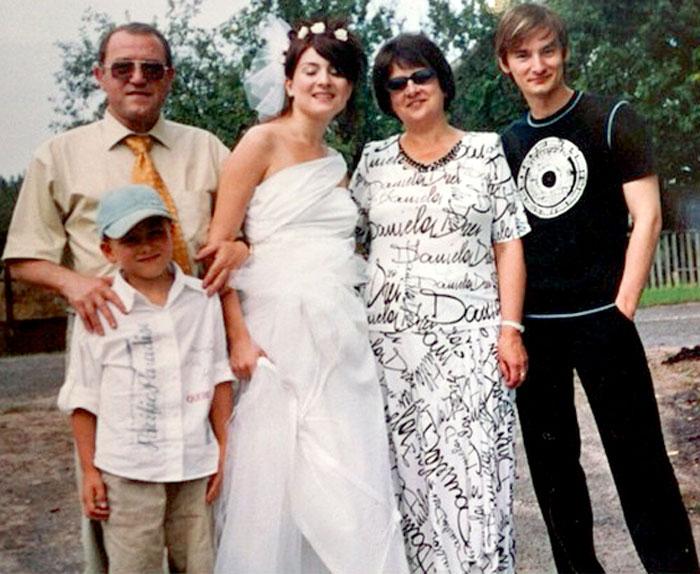 Свадьба с Аланом Бадоевым была весёлой