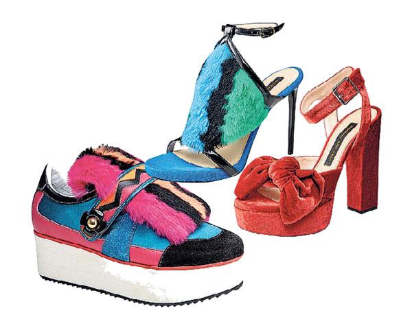 Туфельки от Бадоевой стоят около 50 тыс. руб. за пару