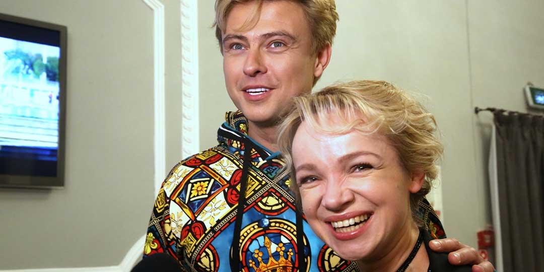 Прохор Шаляпин и Виталина Цымбалюк мечтают о детях