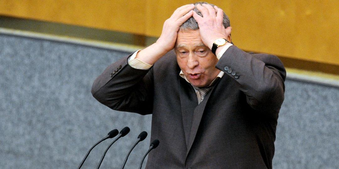 Владимир Жириновский. Фото:© «ИТАР-ТАСС»