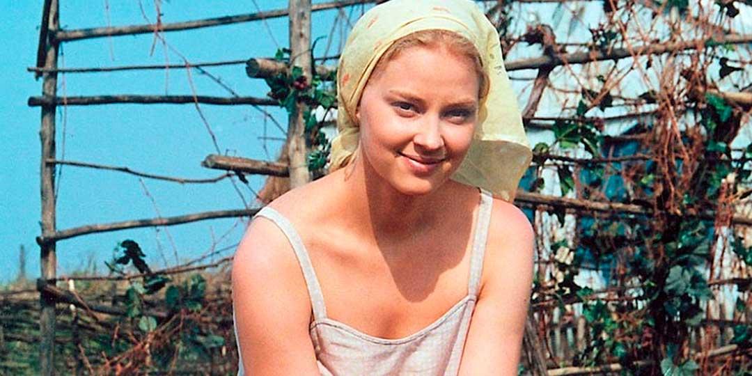 Светлана Ходченкова была пышкой из-за взрыва гормонов