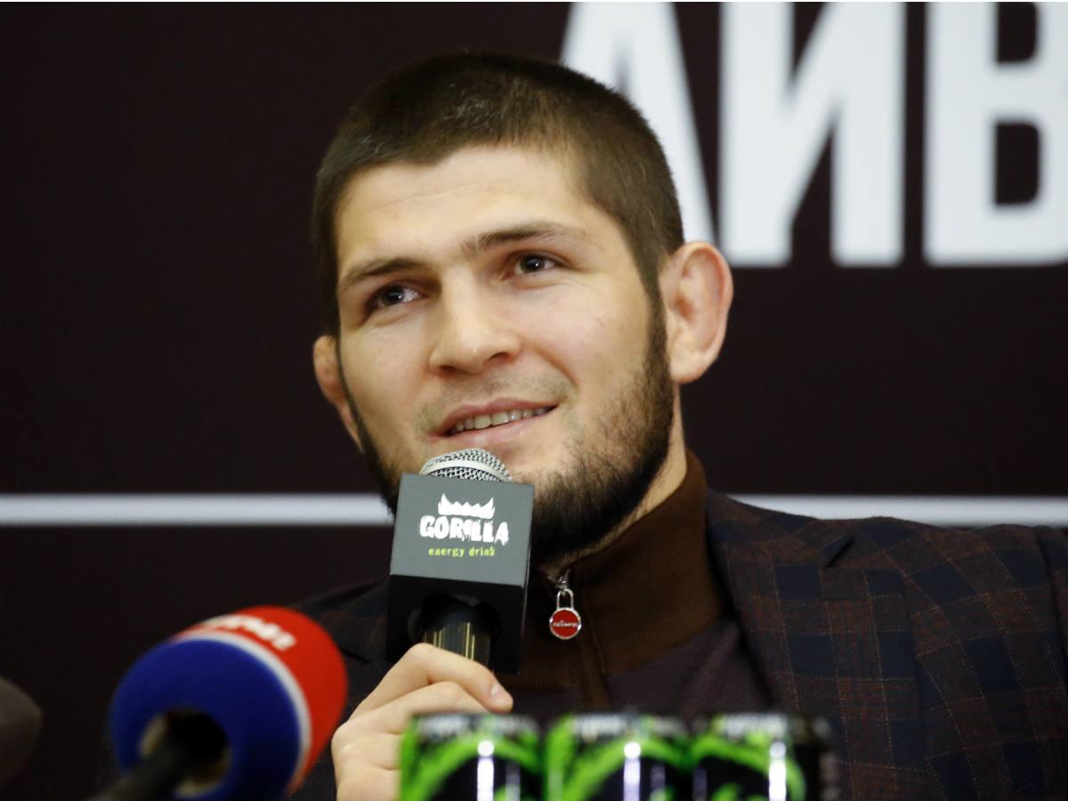 Хабиб Нурмагомедов готов вернуться на ринг