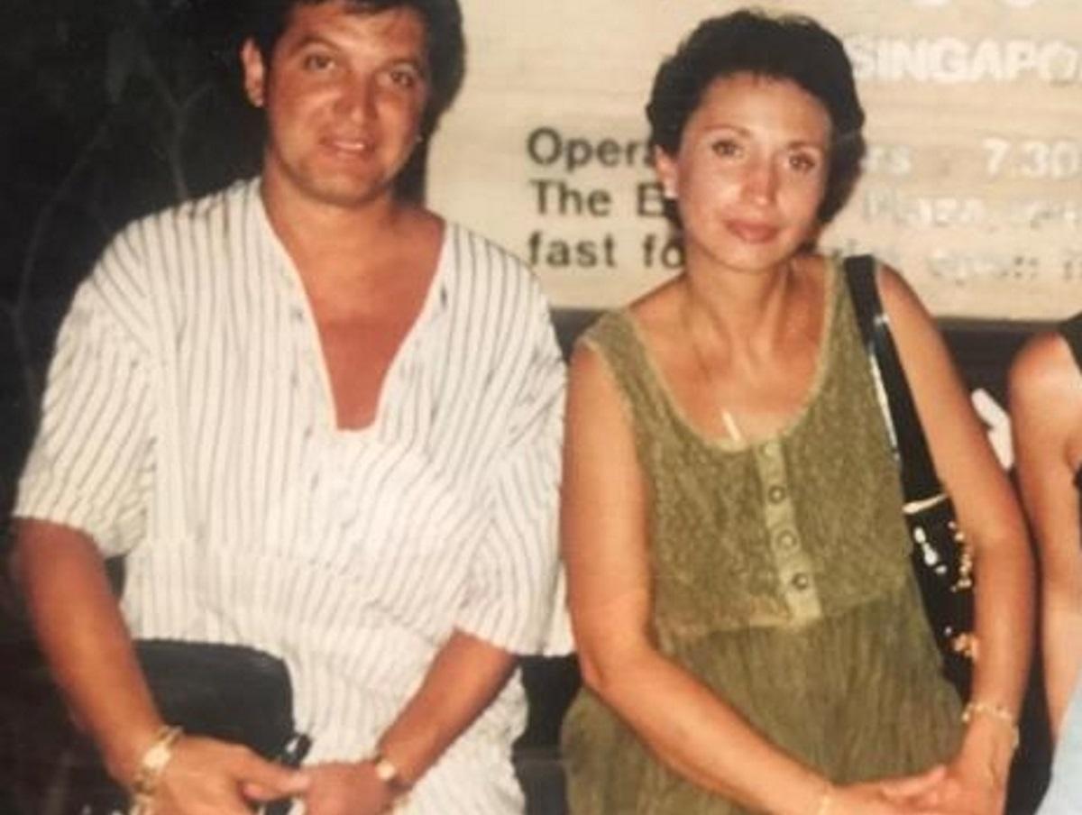 Ирина Аллегрова и Игорь Капуста