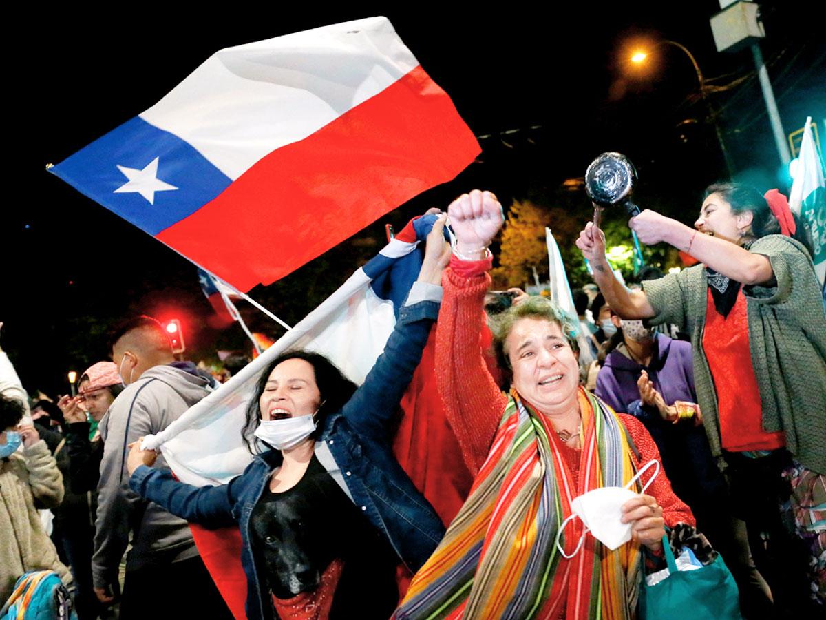 В Чили отменили конституцию Пиночета