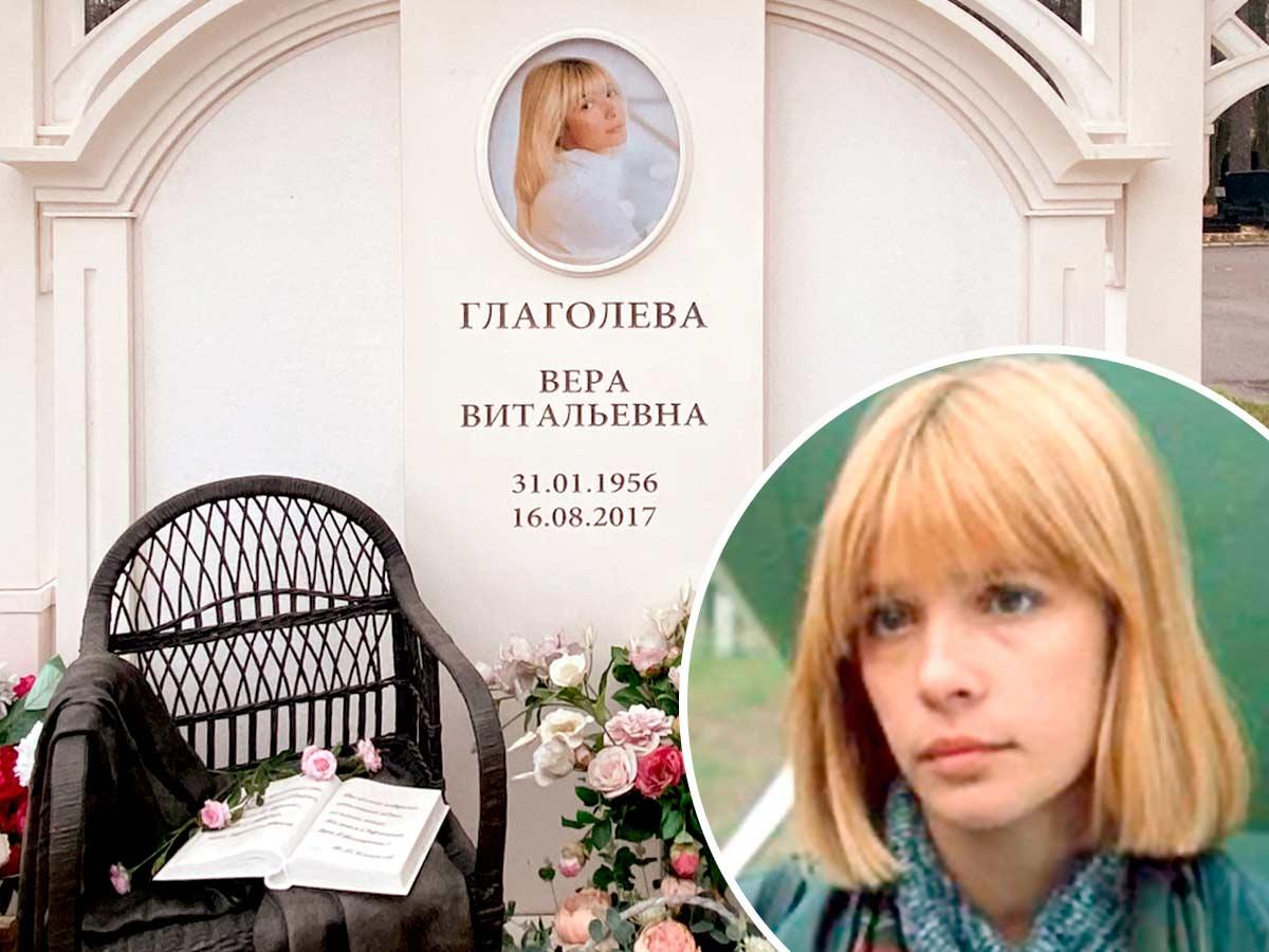 Вымаливает прощение за сына от Хоркиной: шикарный памятник Глаголевой муж поставил из чувства вины